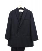 MAISON KITSUNE(メゾンキツネ)の古着「セットアップスーツ」