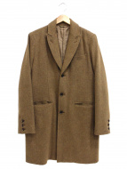 IROQUOIS(イロコイ)の古着「チェスターコート」|ベージュ