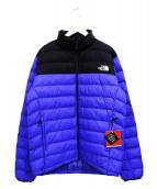THE NORTH FACE×BEAMS(ノースフェイス×ビームス)の古着「マルチドージーインサレーテッドジャケット」|ブラック×ブルー