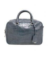 A.D.M.J.(エーディーエムジェイ)の古着「型押2WAYバッグ」