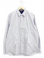 COMME des GARCONS HOMME(コムデギャルソンオム)の古着「フロントフラップポケットシャツ」