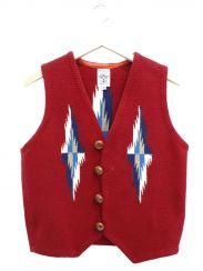ORTEGAS(オルテガ)の古着「チマヨベスト」