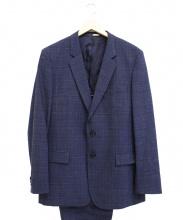 PS Paul Smith(ピーエスポールスミス)の古着「シルク混2Bセットアップスーツ」