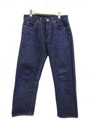 LEVIS VINTAGE CLOTHING(リーバイス ヴィンテージ クロージング)の古着「1966s復刻501XXリジットデニム」