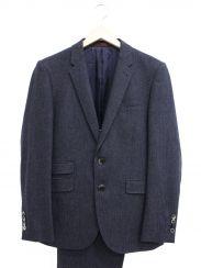 PS Paul Smith(ピーエスポールスミス)の古着「ウールストライプセットアップスーツ」