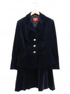 Vivienne Westwood RED LABEL(ヴィヴィアンウエストウッド レッドレーベル)の古着「スカートセットアップスーツ」
