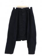 BLACK COMME des GARCONS(ブラックコムデギャルソン)の古着「ウールサルエルペンギンパンツ」