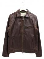 AVIREX(アヴィレックス)の古着「オイリーカウ トラッカー ジャケット」