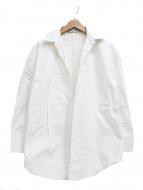Christian Dior(クリスチャン ディオール)の古着「コットントッパージャケット」|ホワイト