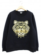 KENZO(ケンゾー)の古着「タイガー刺繍スウェット」