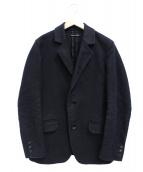 FRANK LEDER(フランクリーダー)の古着「ジャ-マンレザー2Bジャケット」