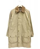 Barbour(バブアー)の古着「ボーダーSLシャープメモリーコート」