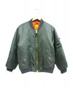 JACKSON MATISSE(ジャクソン マティス)の古着「MA-1ジャケット」
