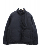 THE NORTH FACE PURPLE LABEL(ザノースフェイス パープルレーベル)の古着「フィールドダウンジャケット」 ブラック