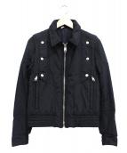 Dior HOMME(ディオールオム)の古着「2WAYショートブルゾン」