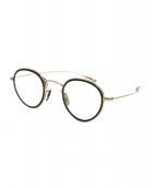 OLIVER PEOPLES(オリバーピープル)の古着「ダーヴィルボストン眼鏡」