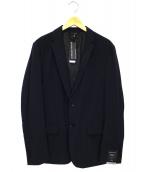 BANANA REPUBLIC(バナナリパブリック)の古着「ナイロンストレッチ2Bジャケット」|ブラック