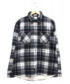 VISVIM(ビズビム)の古着「チェックネルシャツ」