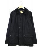 Barbour(バブアー)の古着「ビデイルウールジャケット」|ブラック