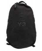 Y-3(ワイスリー)の古着「ストリートバックパック」