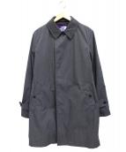 THE NORTHFACE PURPLE LABEL(ザノースフェイス パープルレーベル)の古着「ステンカラーコート」|グレー