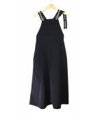 Dickies×MILK FED(ディッキーズ×ミルクフェド)の古着「サロペットチノスカート」