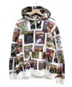 WACKO MARIA×HIGH TIMES(ワコマリア×ハイタイムズ)の古着「ヘヴィーウェイトプルオーバーフーデットスウェットシャツ」
