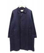 soe(ソーイ)の古着「ステンカラーコート」
