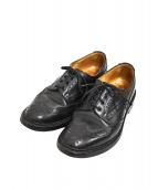 Tricker's(トリッカーズ)の古着「ウィングチップシューズ」|ブラック