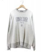 UNDERCOVER(アンダーカバー)の古着「TOKYOロゴスウェット」