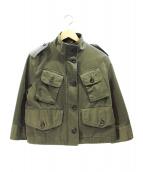 DIESEL(ディーゼル)の古着「M65ショートブルゾン」