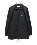 DROLE DE MONSIEUR(ドロールドムッシュ)の古着「コーチジャケット」|ブラック