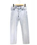 Dior HOMME(ディオールオム)の古着「スキニーデニムパンツ」