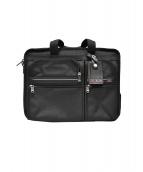 TUMI(トゥミ)の古着「マルチビジネスキャリーバッグ」|ブラック