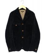 A VONTADE(ア ボンタージ)の古着「ジャーマンハンタージャケット」|ブラック