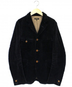 A vontade(アボンタージ)の古着「ジャーマンハンタージャケット」|ブラック