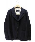 COMME des GARCONS HOMME DEUX(コムデギャルソンオムデュー)の古着「ポリ縮絨3Bテーラードジャケット」