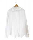 YohjiYamamoto pour homme(ヨウジヤマモト プールオム)の古着「パジャマカフスシャツ」|ホワイト