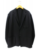 ISSEY MIYAKE MEN(イッセイミヤケ メン)の古着「テーラードジャケット」|ブラック