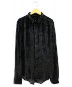 GARCON INFIDELES(ギャルソンインフィデレス)の古着「リブシャツ」