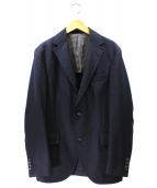 BOGLIOLI(ボリオリ)の古着「2Bジャケット」|ネイビー