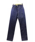 Levi's VINTAGE CLOTHING(リーバイスヴィンテージクロージング)の古着「テーパードデニムパンツ」 インディゴ