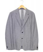 JOURNAL STANDARD TRISECT(ジャーナルスタンダードトライセクト)の古着「2Bジャケット」|グレー