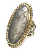 Indian jewellery(インディアンジュエリー)の古着「シルバーリング」