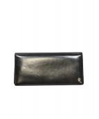 Cartier(カルティエ)の古着「パシャロングォレット」|ブラック