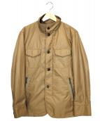McGREGOR(マクレガー)の古着「ポリエステルドビーベストライナー3WAYジャケット」|ブラウン