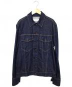 UMIT BENAN(ウミットベナン)の古着「デニムジャケット」|インディゴ
