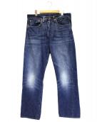 Levi's VINTAGE CLOTHING(リーバイスヴィンテージクロージング)の古着「1947年復刻501XXデニムパンツ」 インディゴ