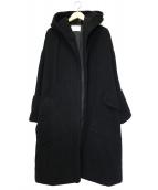RITO(リト)の古着「ビッグフードコート」 ブラック