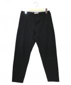 YAECA CONTEMPO(ヤエカ コンテンポ)の古着「2WAYパンツ」|ブラック